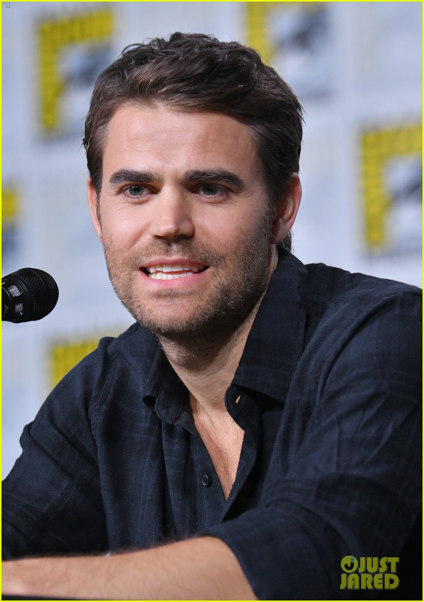 Paul Wesley Talks About 'Tell Me a Story' at Comic-Con ...