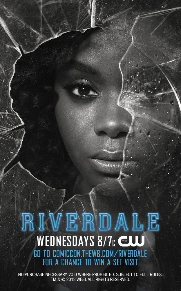 Riverdale Announces Set Visit Contest Comic Con Keycards Tvguide