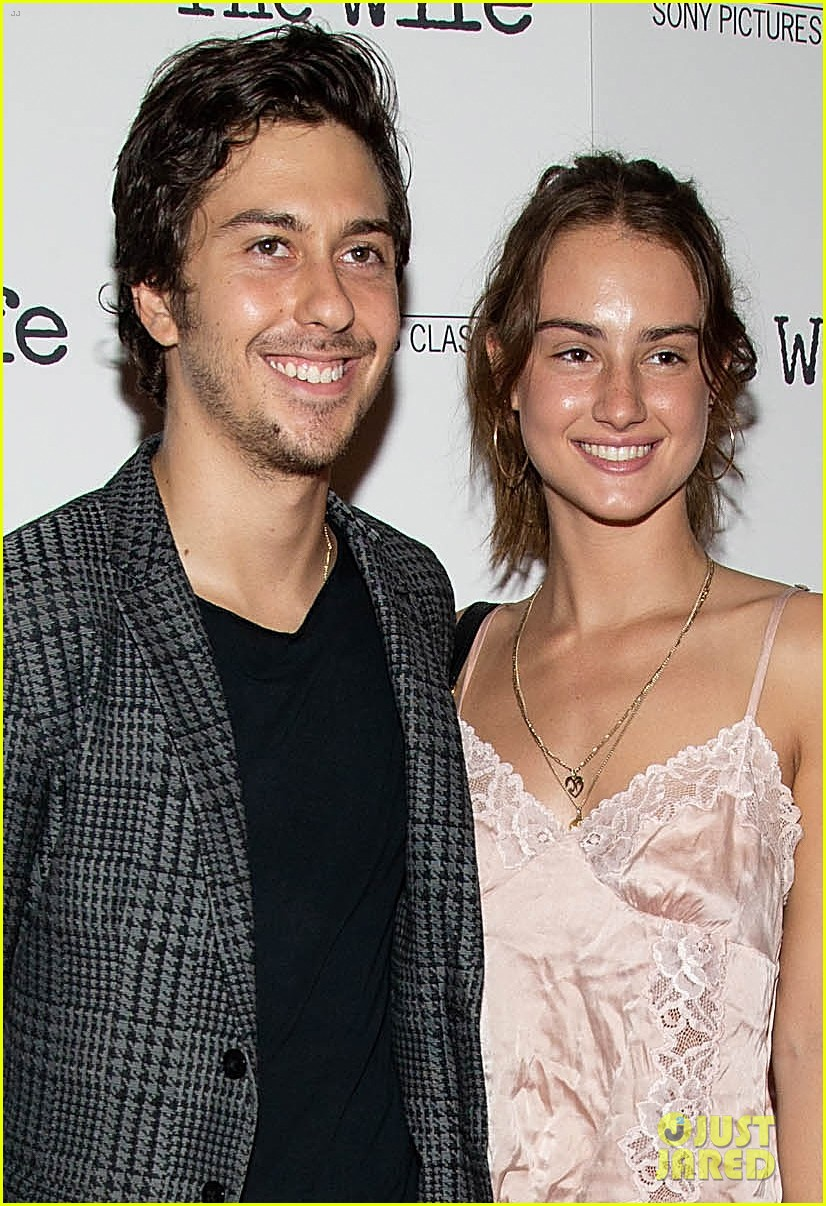 nat wolff steps out for the wife screening grace van patten 01