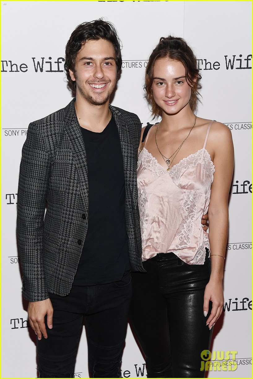 nat wolff steps out for the wife screening grace van patten 02