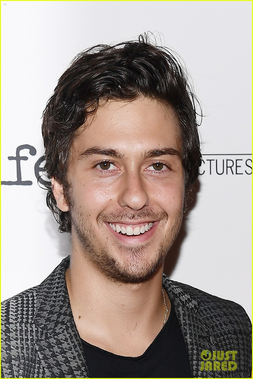 nat wolff steps out for the wife screening grace van patten 03