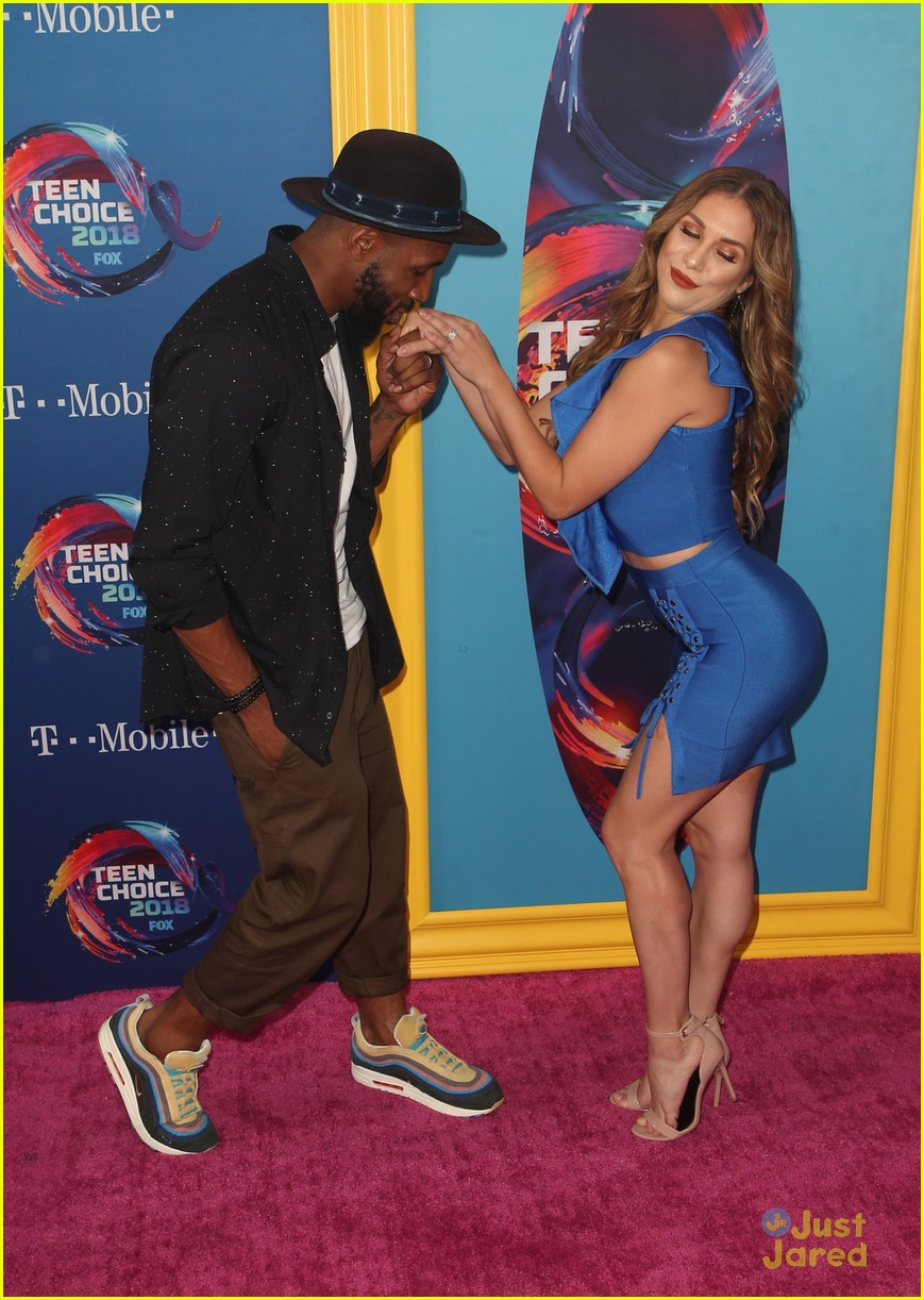 allison holker twitch chloe kim erika costell tcas 04