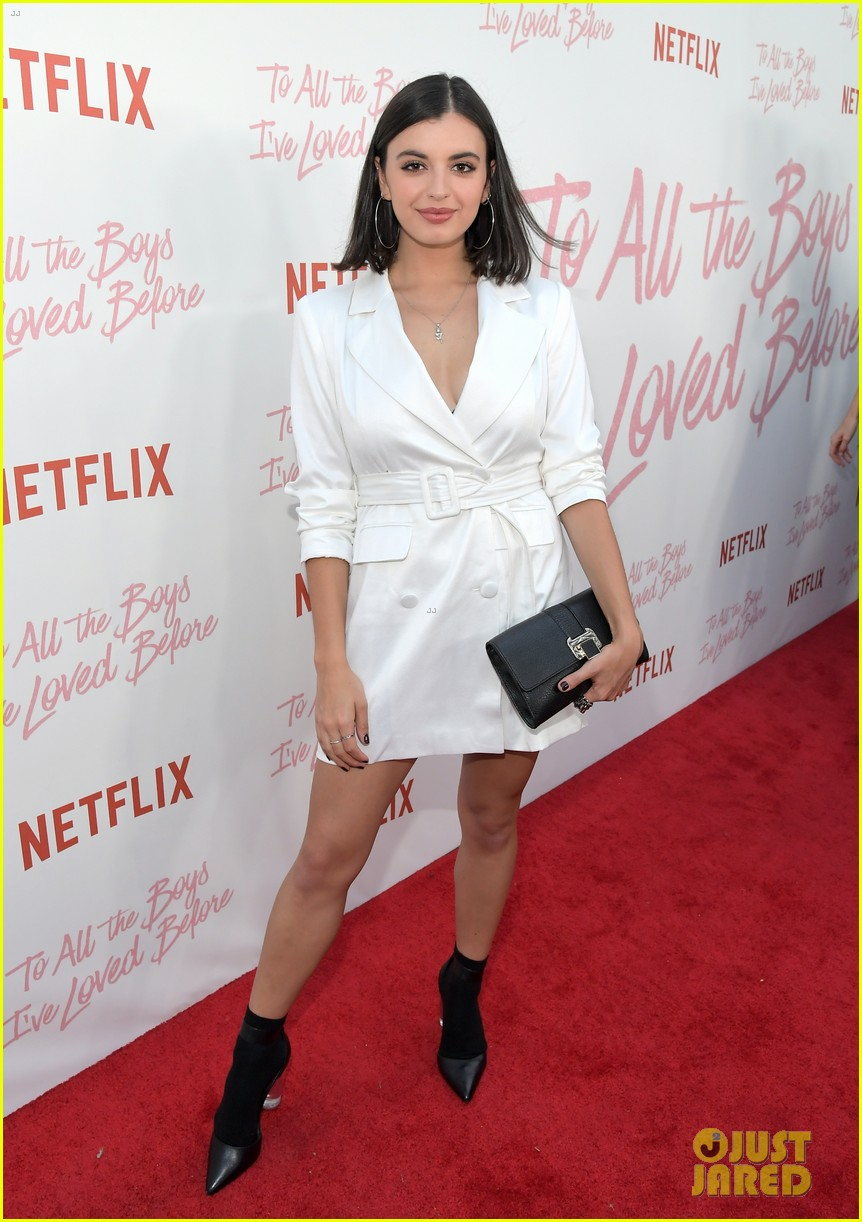 netflixs to all the boys ive loved before cast attends premiere 04