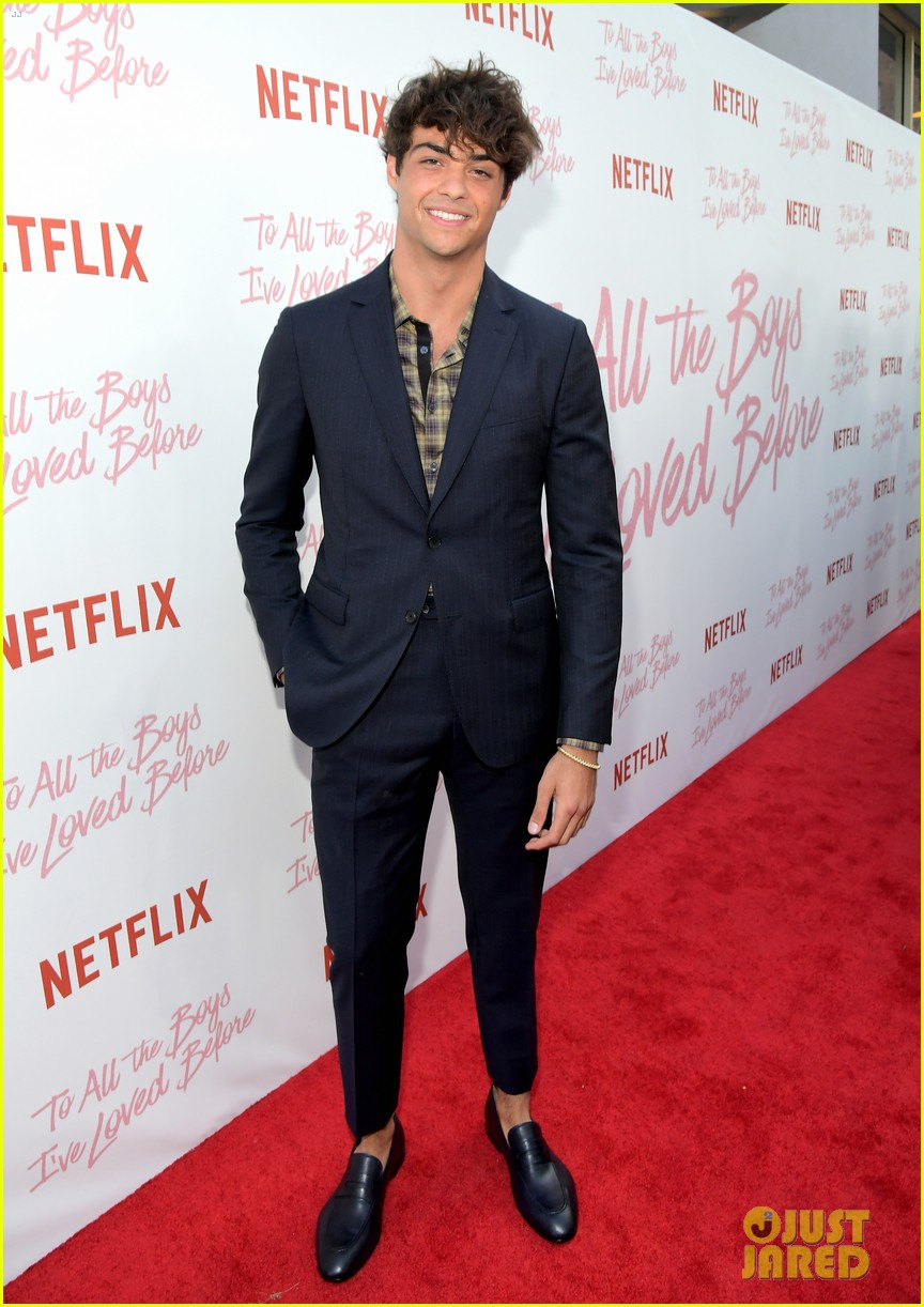 netflixs to all the boys ive loved before cast attends premiere 24