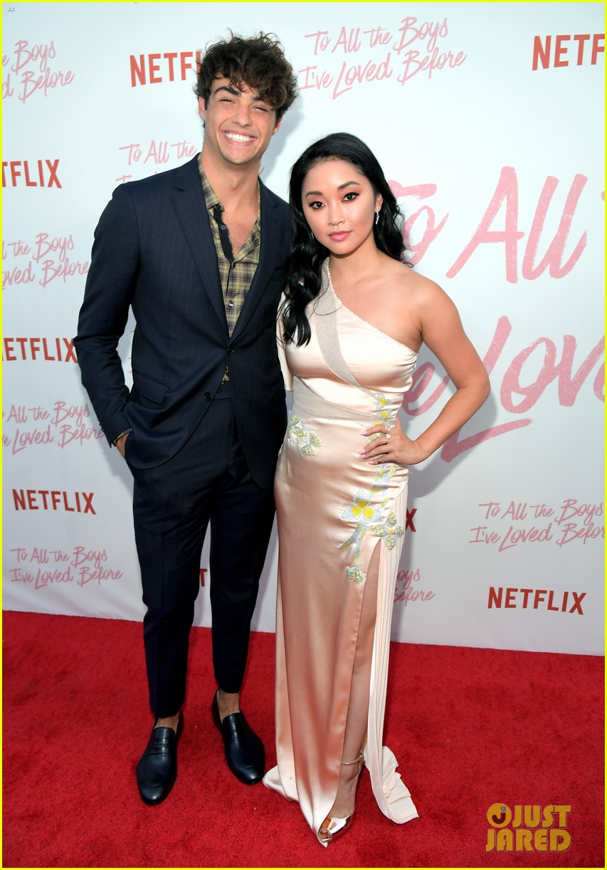 netflixs to all the boys ive loved before cast attends premiere 36