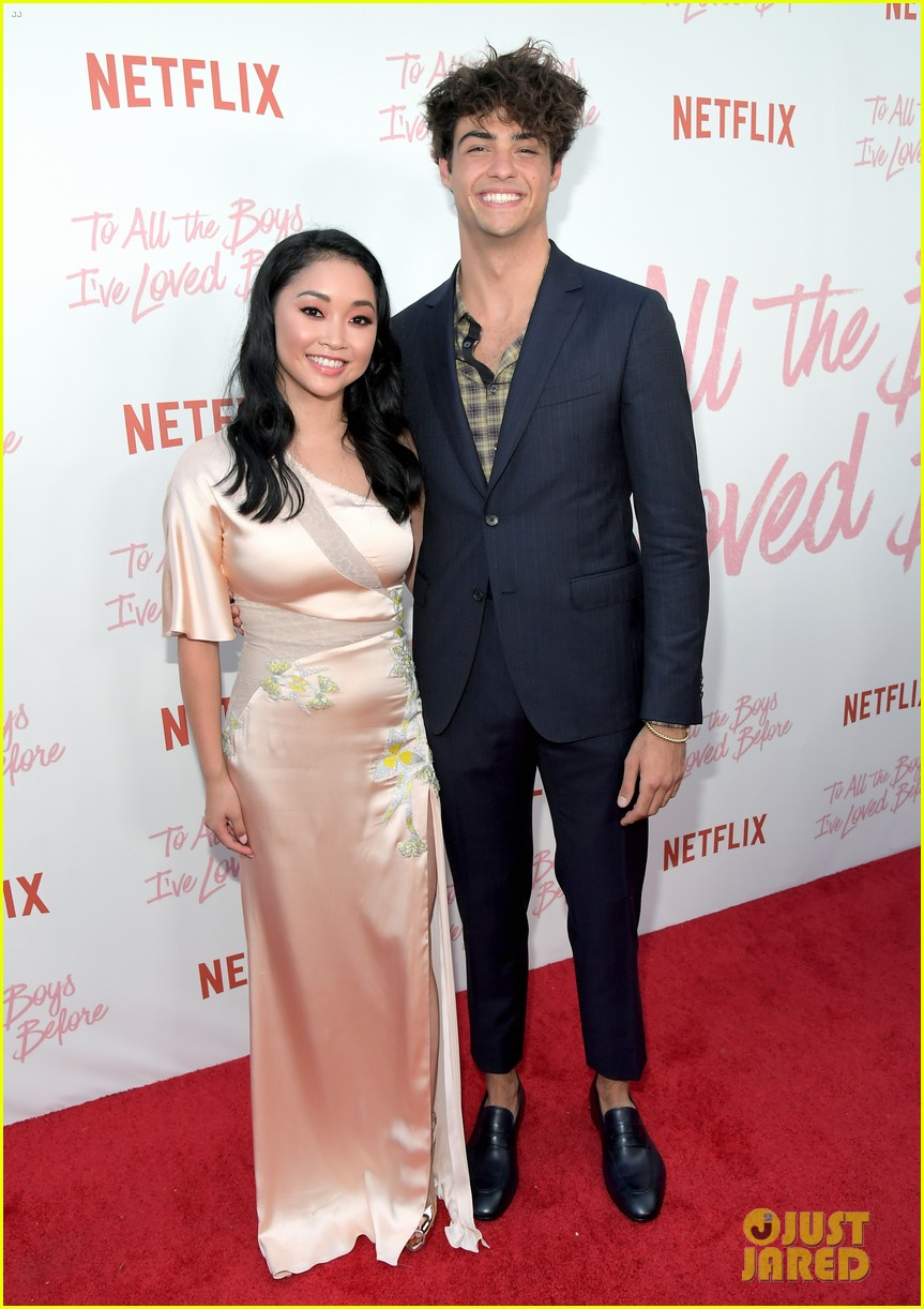 netflixs to all the boys ive loved before cast attends premiere 51