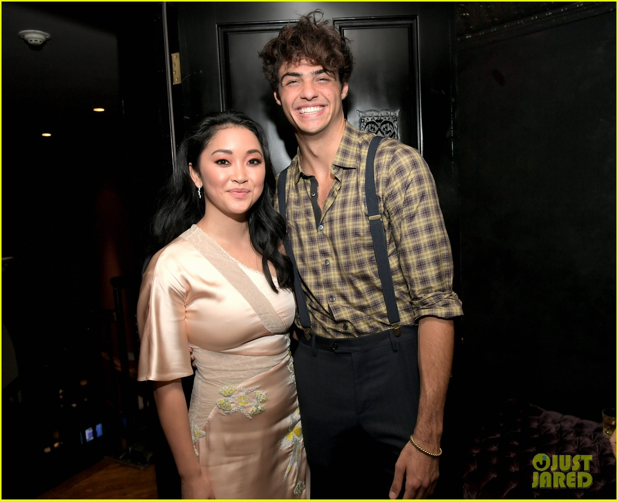netflixs to all the boys ive loved before cast attends premiere 59