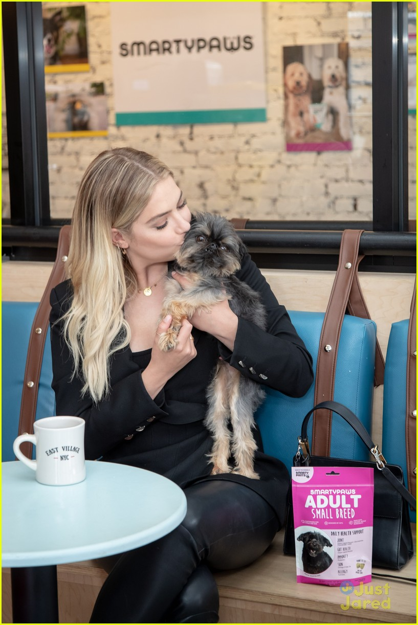 ashley benson walter smarty paws olay things 01