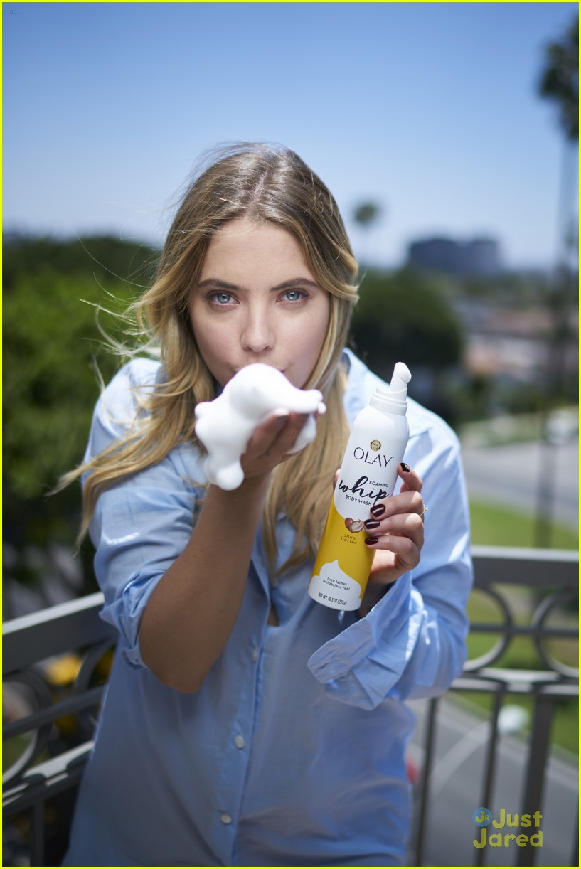 ashley benson walter smarty paws olay things 05