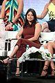 sarah jeffery charmed panel tcas 2018 12