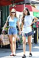 lily rose depp flashes midriff in crop top while shopping in la 01