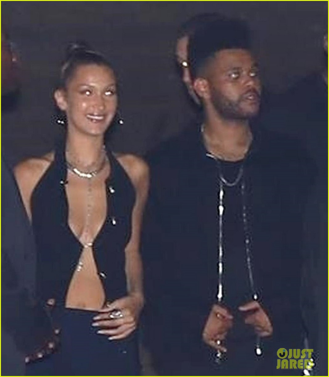 bella hadid and the weeknd party at kylie jenners 21st bithday bash2 03