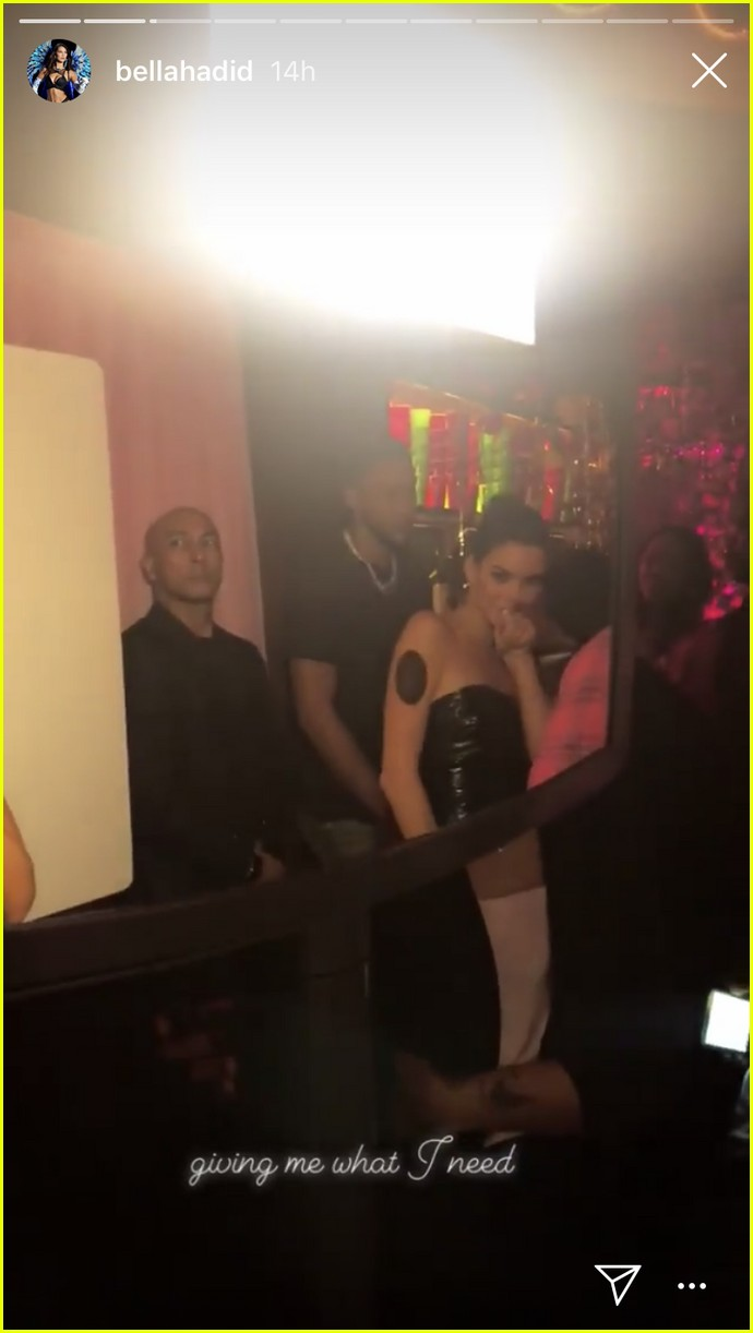 bella hadid and the weeknd party at kylie jenners 21st bithday bash2 04