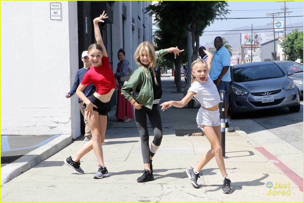 jake monreal kamri peterson dwts jr pros lunch dance moves 01