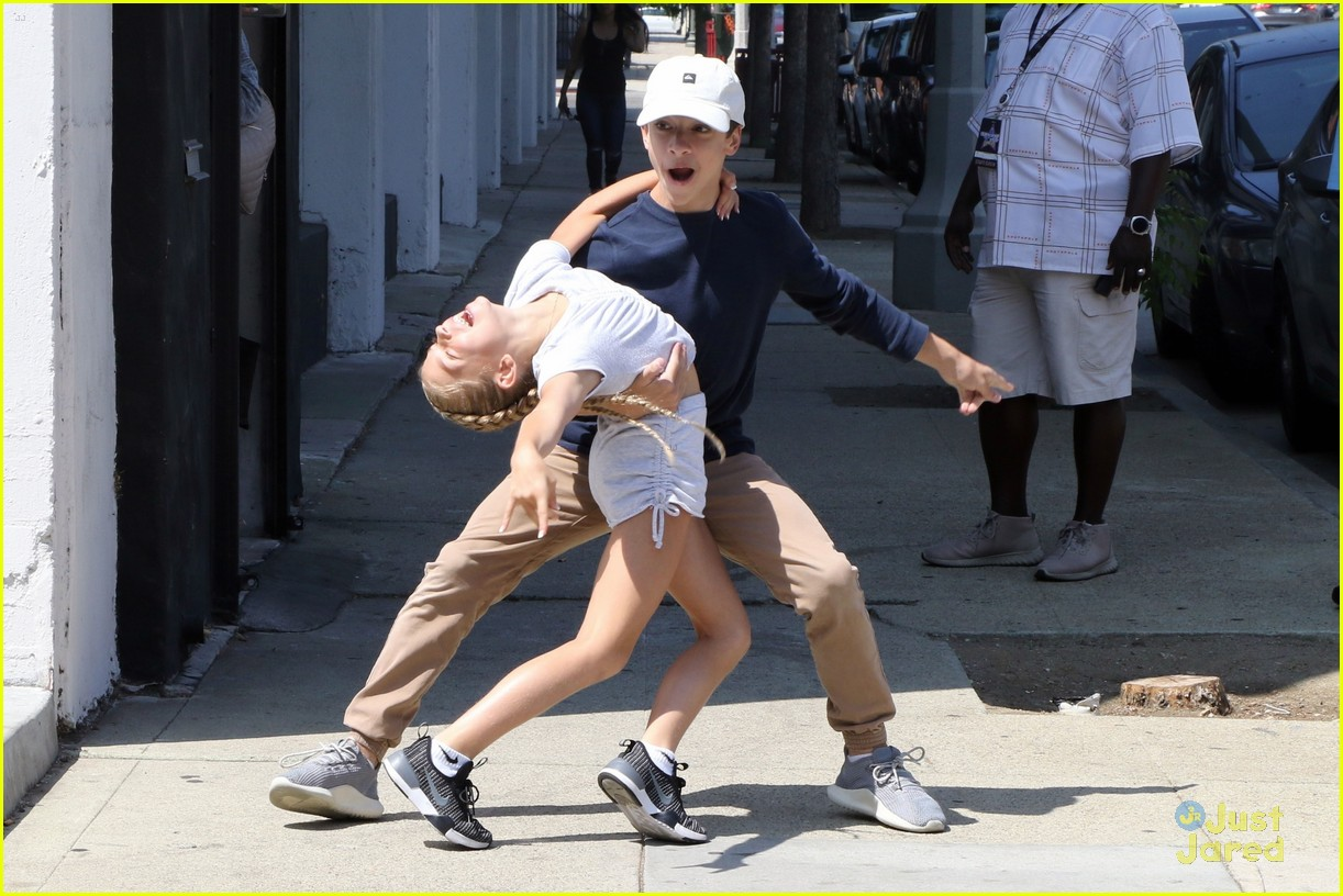 jake monreal kamri peterson dwts jr pros lunch dance moves 03