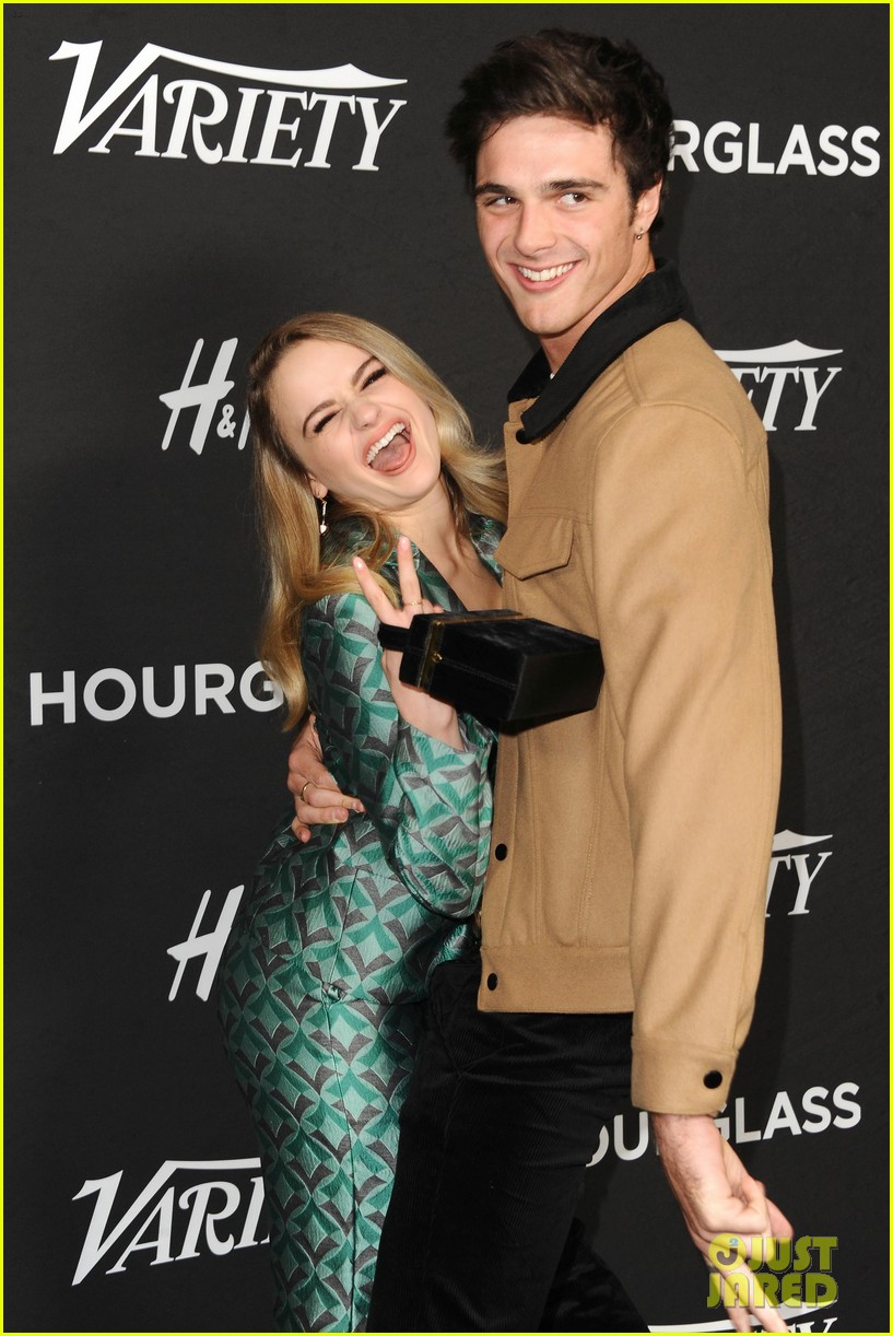 Joey King & Jacob Elordi Get Silly Together at Variety's