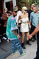 kylie jenner gives travis scott a kiss goodbye in nyc 10