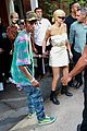 kylie jenner gives travis scott a kiss goodbye in nyc 26