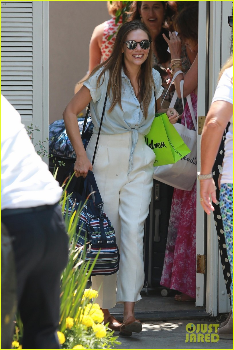 lea michele lucy hale day of indulgence 21