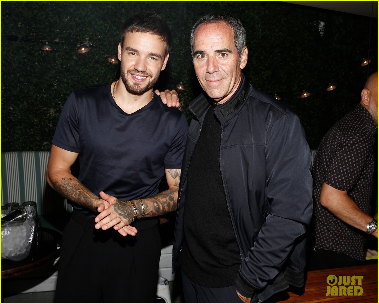 liam payne hayley kiyoko madison beer celebrate vmas at republic records after party 03