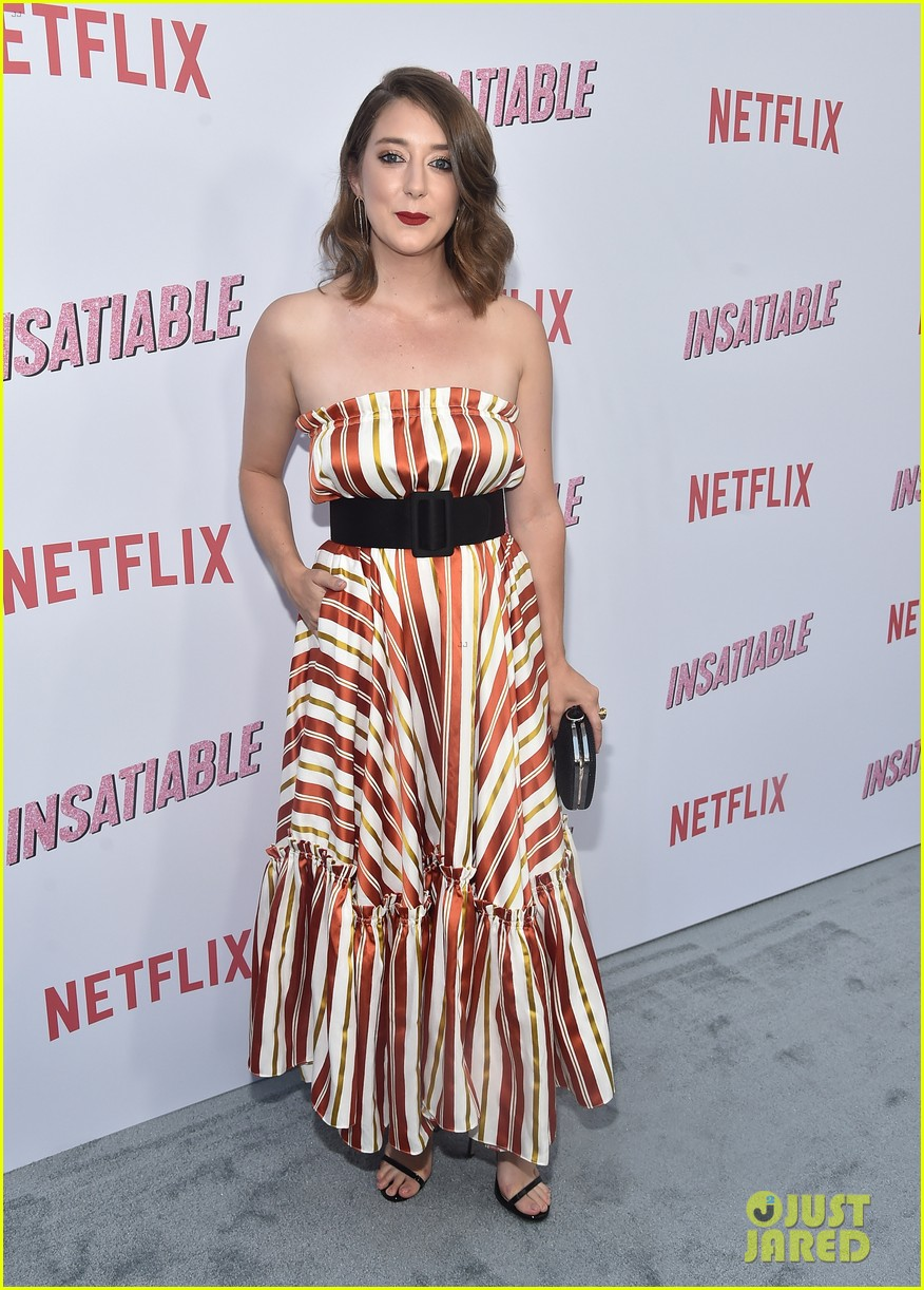 debby ryan and alyssa milano premiere insatiable in hollywood 26