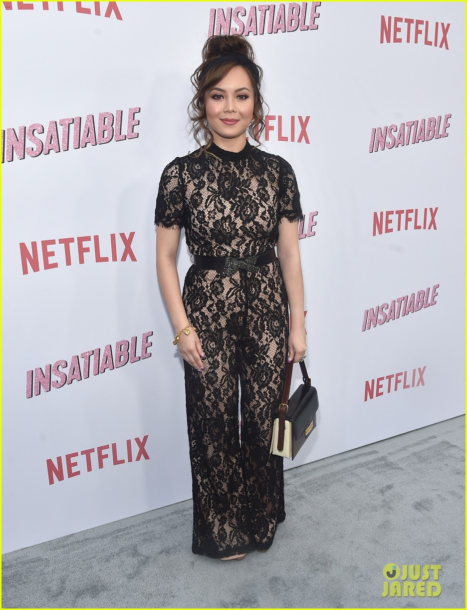 debby ryan and alyssa milano premiere insatiable in hollywood 39