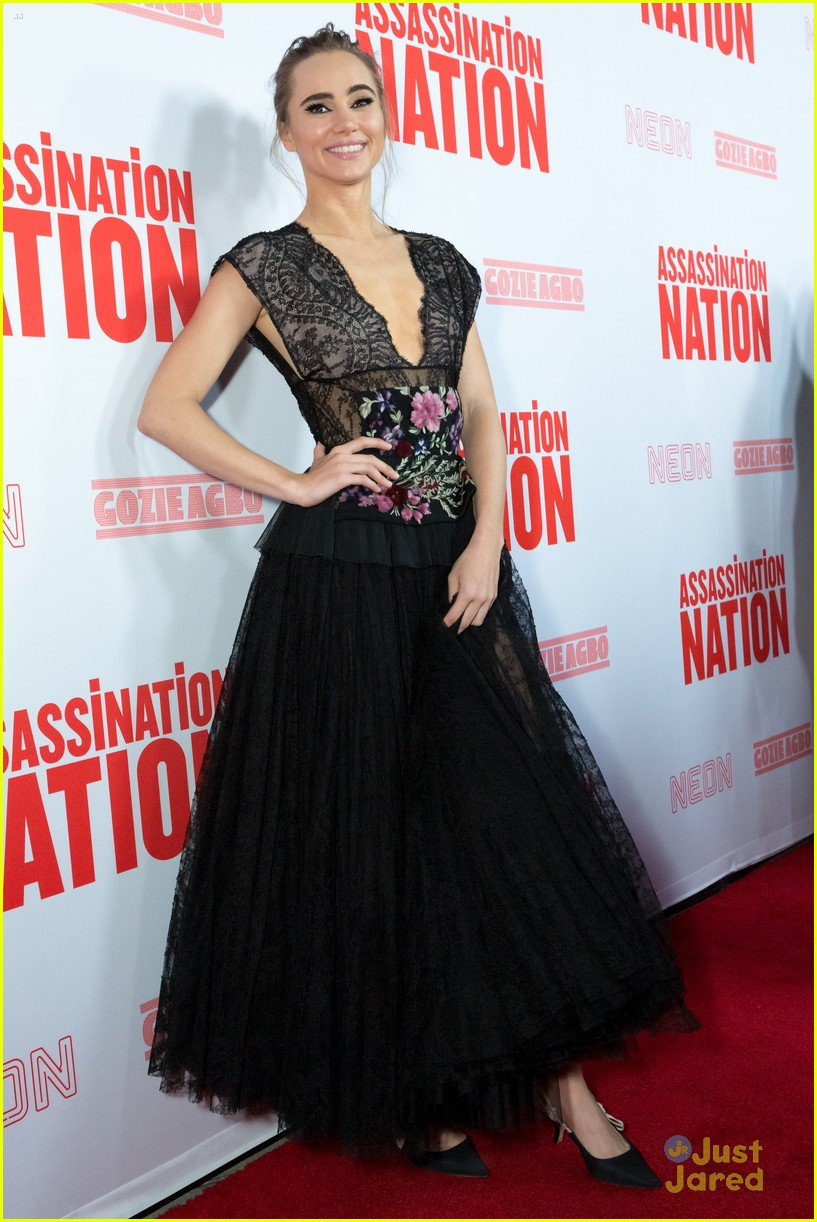 bella thorne mod sun kisses nation premiere 21