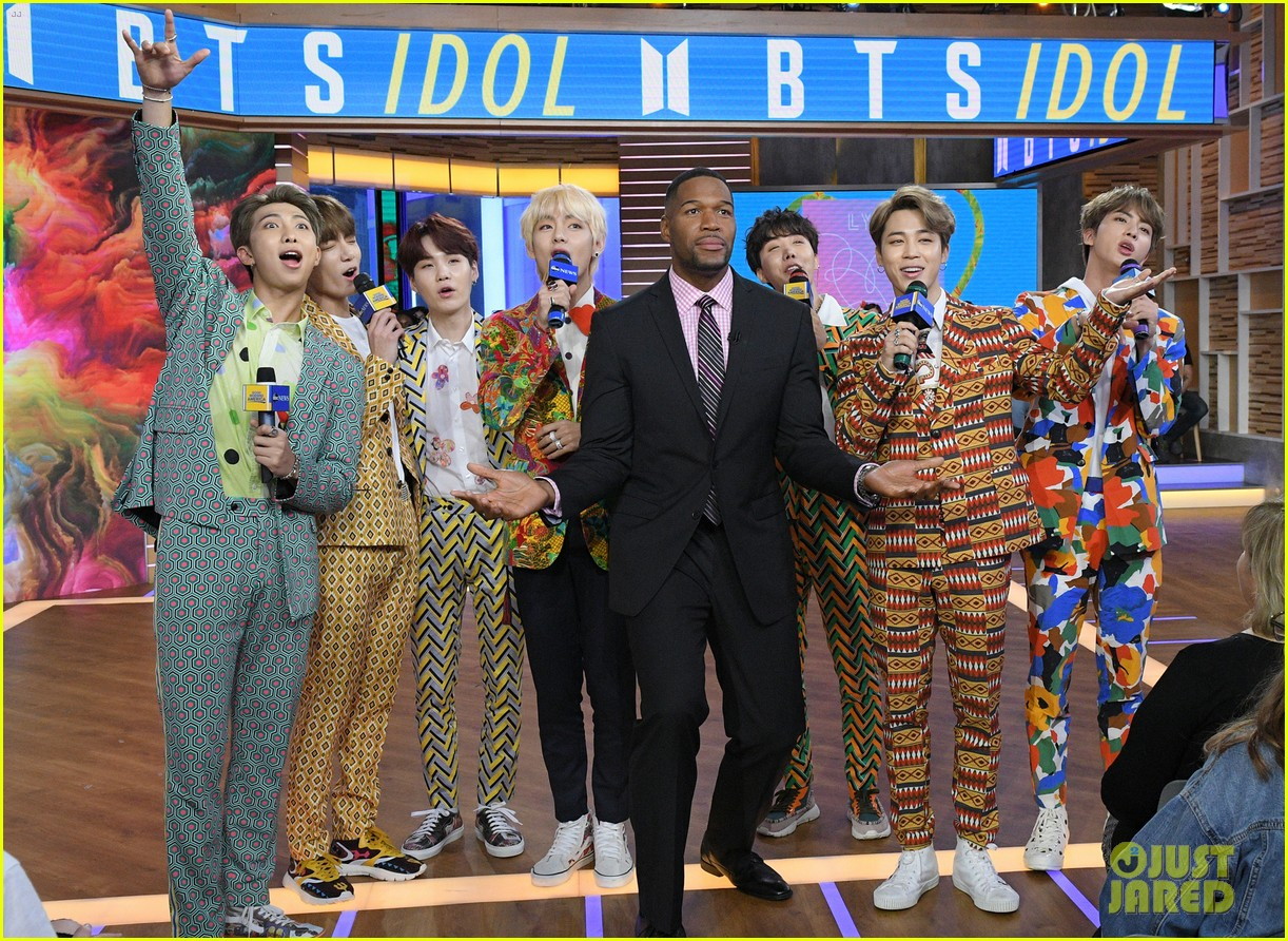 bts good morning america appearance 27