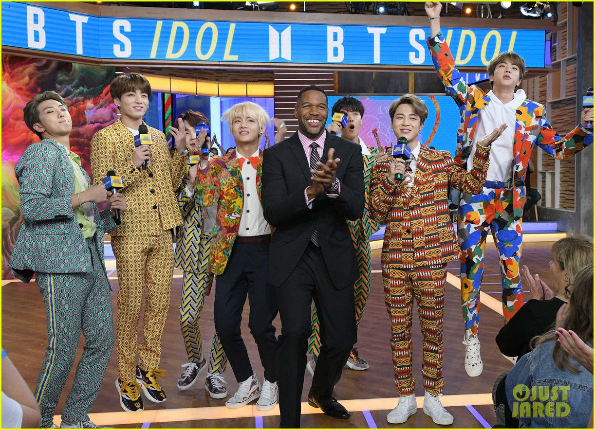 bts good morning america appearance 28
