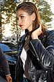 cindy crawford and kaia gerber show off their paris fashion week street styles09