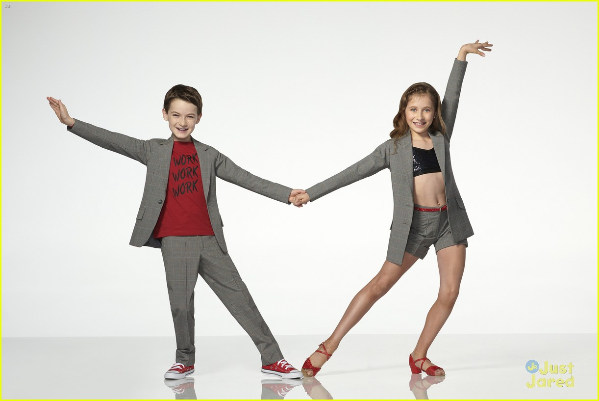 dancing with the stars junior edition cast