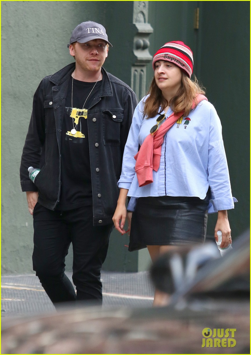 is rupert grint dating ashley tisdale