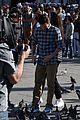 tom holland zendaya pigeons spider man set 37