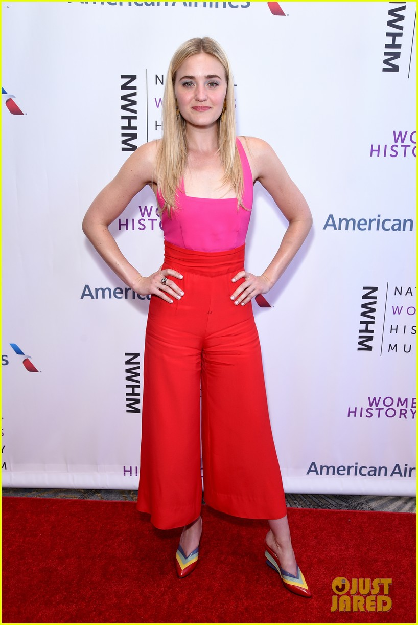sarah jeffery joins aly aj at women making history awards 02