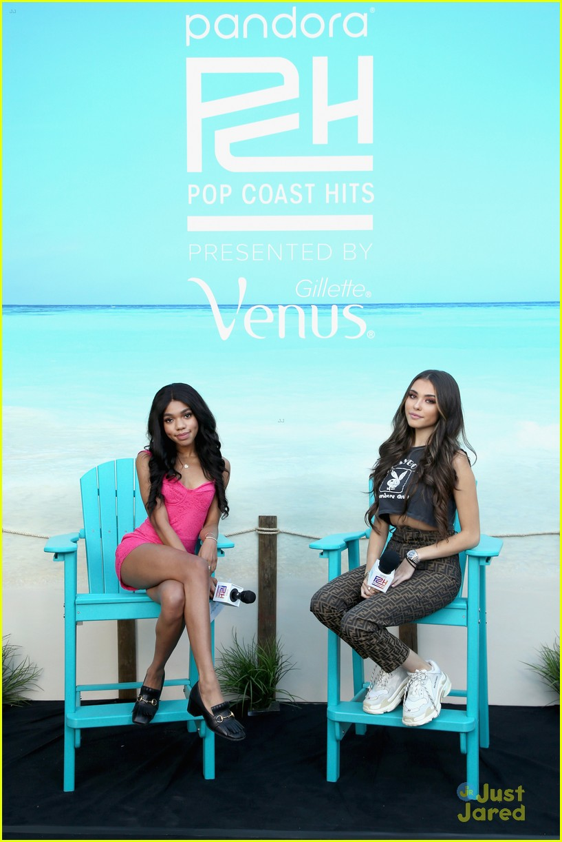 why dont we madison beer teala dunn pandora event 05