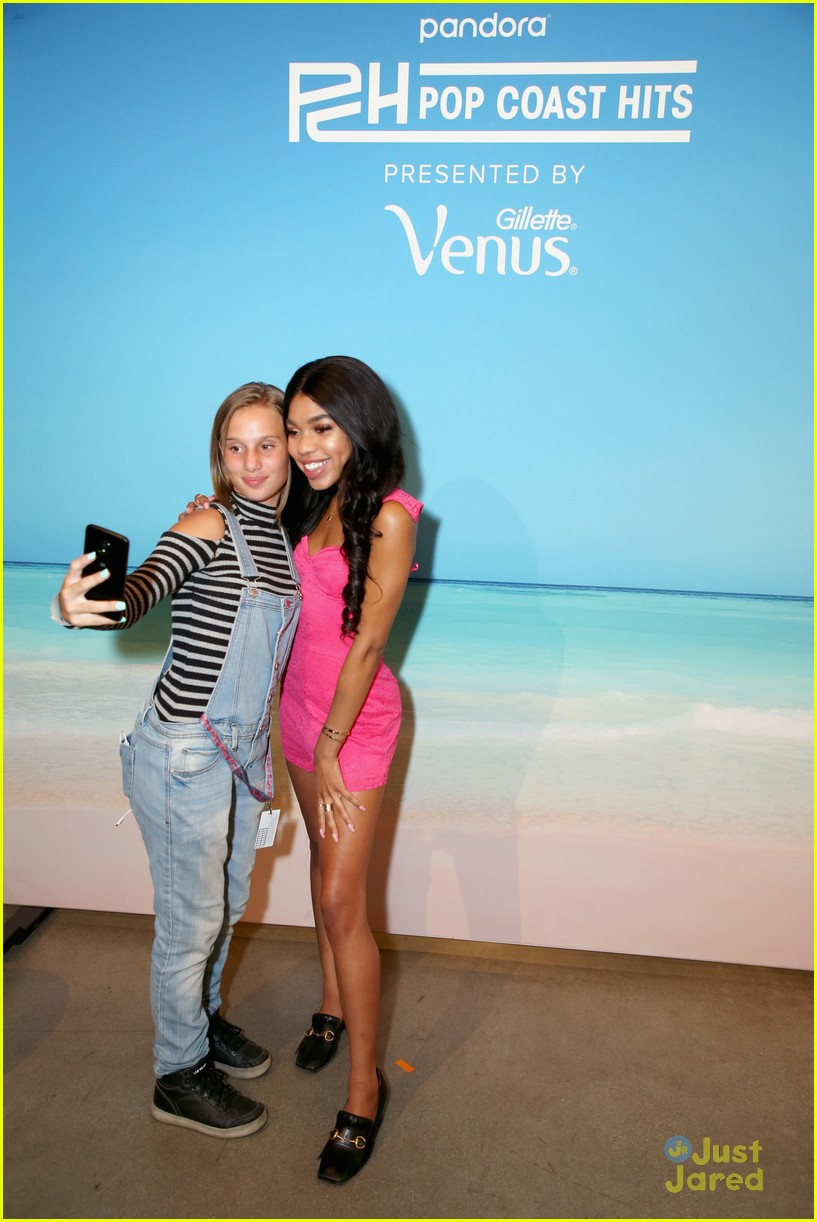 why dont we madison beer teala dunn pandora event 09
