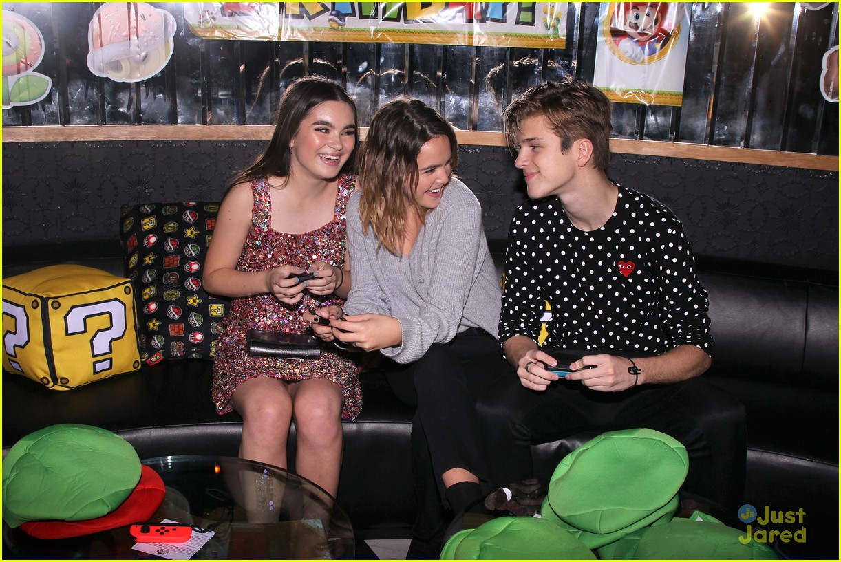asher angel 16 bday nintendo party pics 90