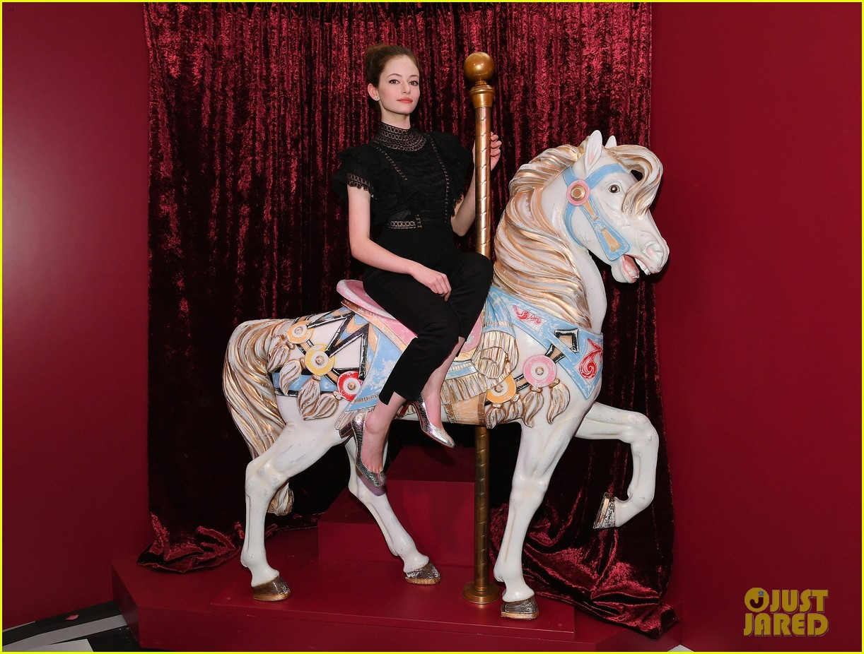 mackenzie foy and misty copeland journey into nutcracker and the four realms at nyc pop up07