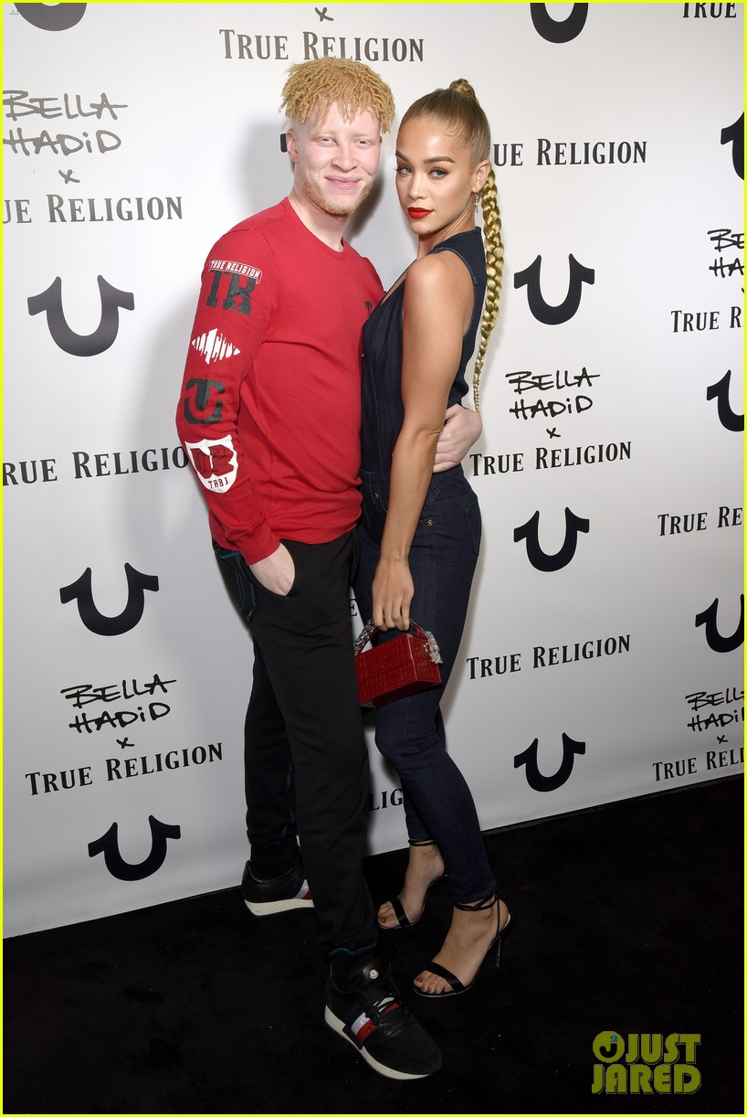 bella hadid hosts star studded event for true religion campaign01