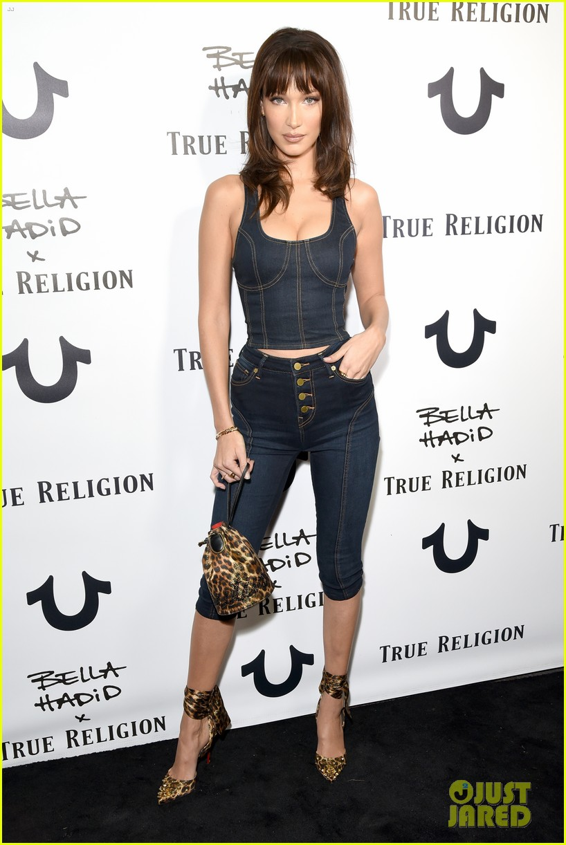 bella hadid hosts star studded event for true religion campaign06