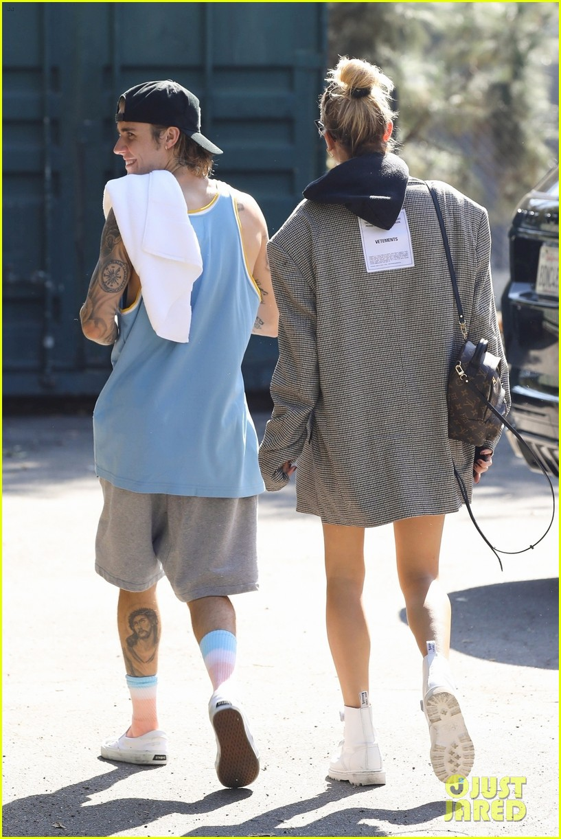 justin bieber hailey baldwin october 2018 01