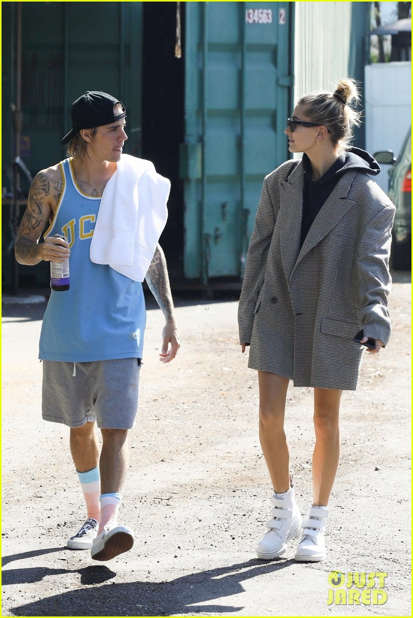 justin bieber hailey baldwin october 2018 07