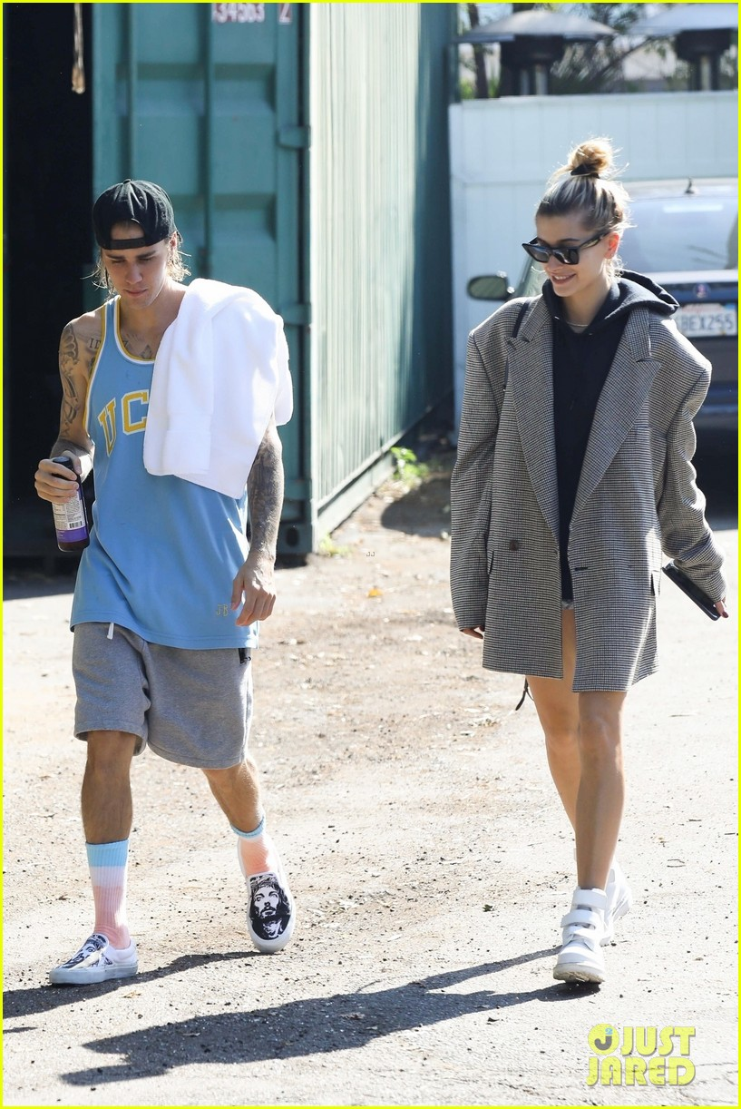 justin bieber hailey baldwin october 2018 08