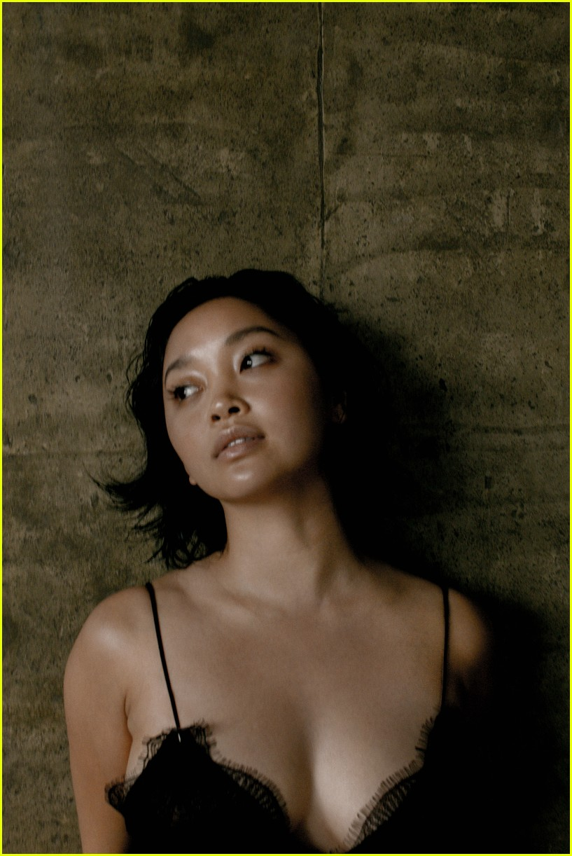 Watch Lana Condor video