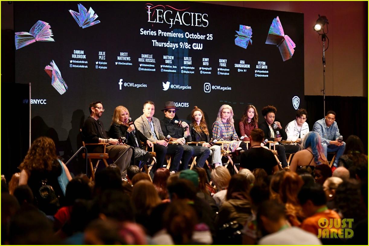 legacies cast hit up new york comic con 03