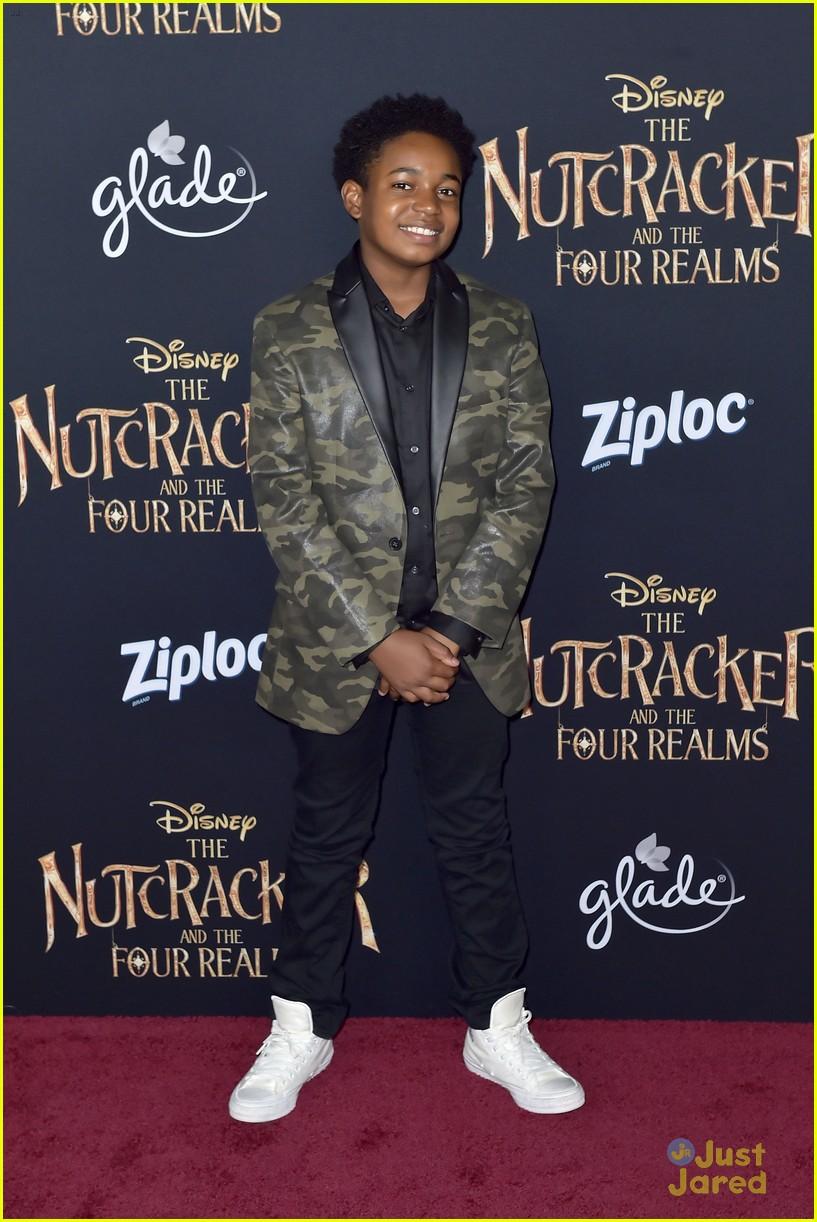 mason cook mikayla attend nutcracker premiere pics 12