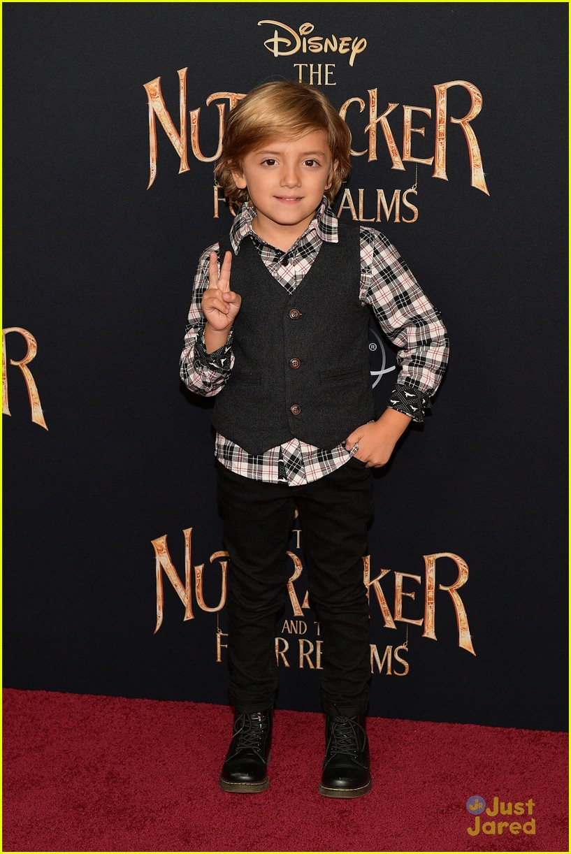 mason cook mikayla attend nutcracker premiere pics 27