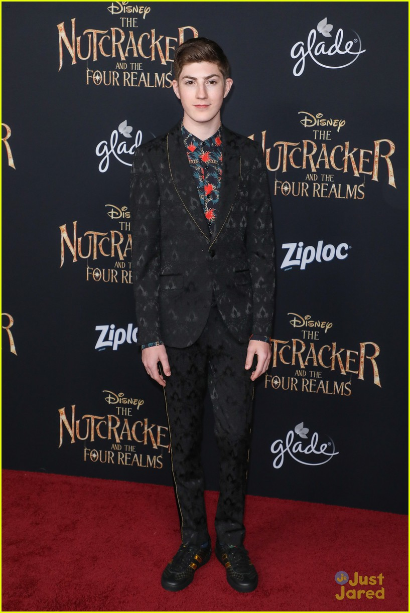 mason cook mikayla attend nutcracker premiere pics 34