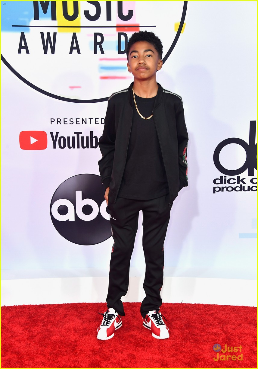 Image result for miles brown amas 2018