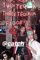 maia mitchell channels audrey hepburn for halloween weekend in vegas 05